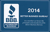 AA Advantage Doors BBB accredited