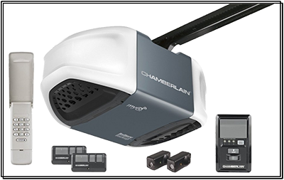 Aa advantage doors garage door services for Selecting a garage door opener