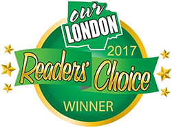AA Advantage Doors 1st place winner of 2017 Our London Reader's Choice Best Windows and Doors category